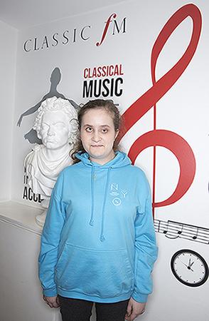 Alexia Sloane (Classic FM)